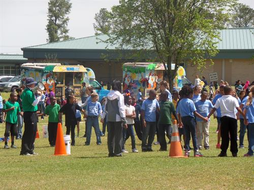 Eastern Elementary Field Day 4/17/14