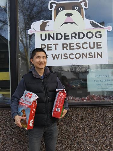 Supporting underdog rescue