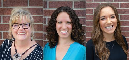 Dr. Eakin, Dr. McCaig, and Dr. Schumal