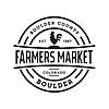 Boulder County Farmers Markets