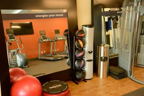 DAP MAchine - Fitness Center