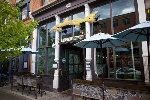 Located in the heart of Boulder, right on Pearl Street, next to our sister restaurant SALT.
