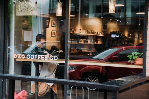 OZO Coffee Pearl Street