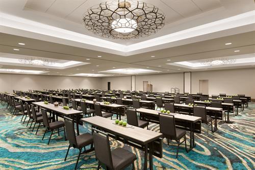 Boulder's largest hotel ballroom