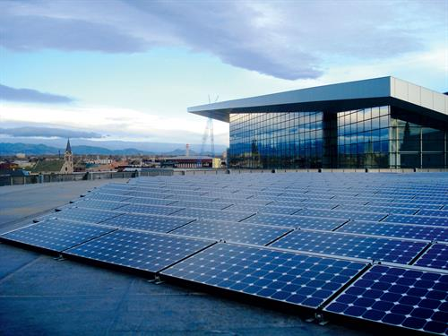 Colorado Convention Center - 301 kW Rooftop