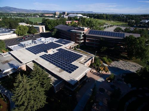 Colorado State University - 1.2 MW Rooftop