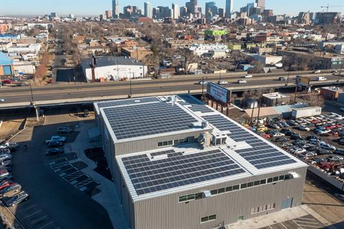 Movement Denver - 170 kW Rooftop