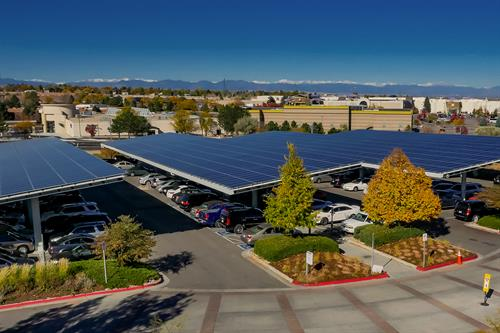 Real Capital Solutions - 2.3 MW Carport and Rooftop