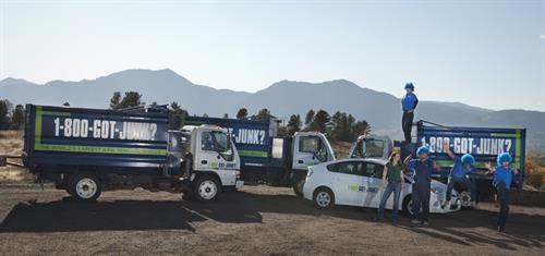 1-800-Got-Junk? | Trash Hauling | Recycling Services