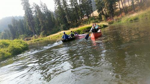 Kayak and Canoe Tours