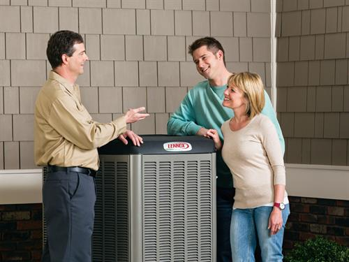 A/C - Heat Pump Installation