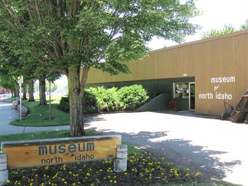 Museum of North Idaho, 115 NW Blvd. Coeur d'Alene