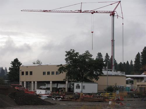 Coeur d'Alene Waste Water Treatment Plant 1