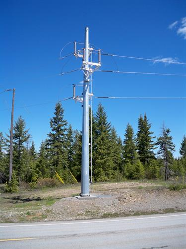 Transmission Cell Tower