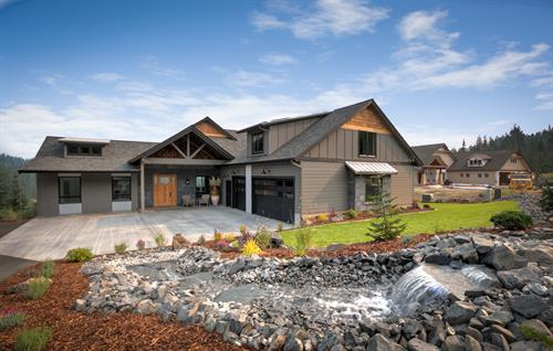 "2018 Parade of Homes ""The Panorama"""