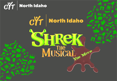 Shrek the Musical, the MOVIE!