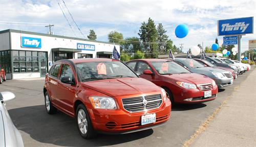 Thrifty Car Rental & Sales of Spokane Northwall