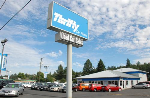 Thrifty Car Rental & Sales of Spokane Valley
