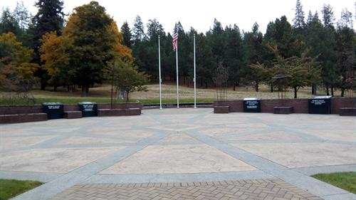 Fallen Heroes Plaza (Fiscal Agent)