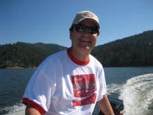 Lake Coeur d'Alene Fisherman