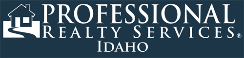 Real Estate Sales through our office are brokered by Professional Realty Services Idaho
