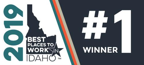 #1 Best Places to Work in Idaho for a business our size