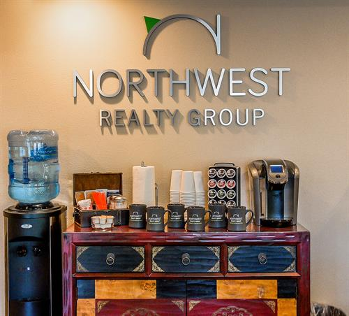 Northwest Realty Group Coffee Bar