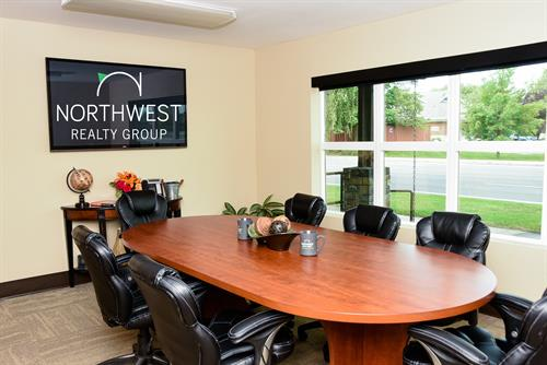 Northwest Realty Group Conference Room