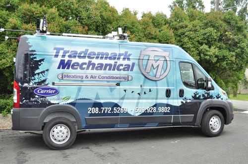 Trademark Mechanical, You'll know us when you see us.