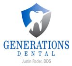 Generations Dental Logo generationsdentalcda.com