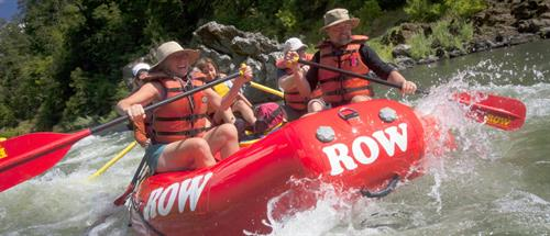 Try one of our amazing full day or half day rafting trips near Coeur d'Alene. Choose from the thrilling Lochsa, the family friendly Clark Fork, the beautiful Moyie and St. Joe, and gentler Spokane. Or don't choose, and sample them all!