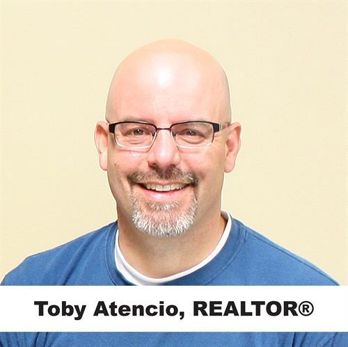 Toby Atencio, REALTOR® & Buyer's Agent