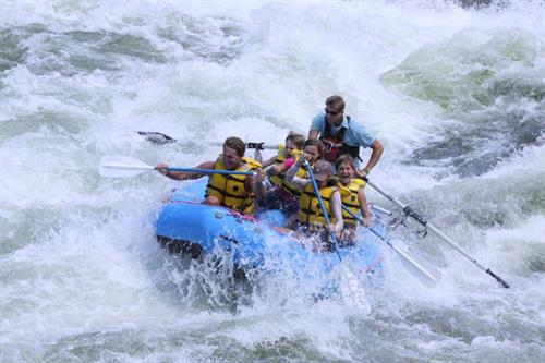 Full Day White Water Trips