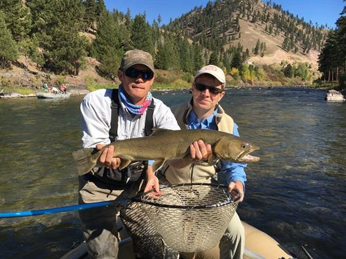 World Class Fly Fishing Trips
