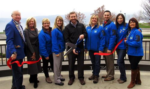 Cda Office Ribbon Cutting