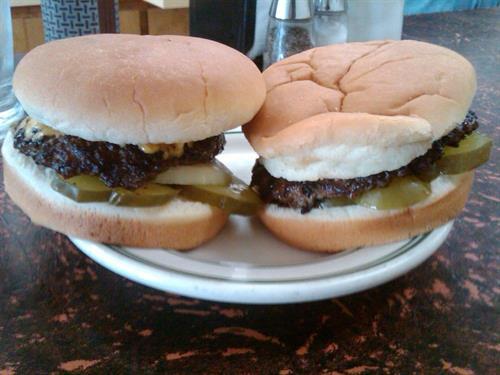 Hudson's Hamburgers