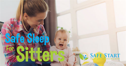 Safe Sleep Class for Sitters