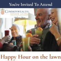 Happy Hour on the Lawn