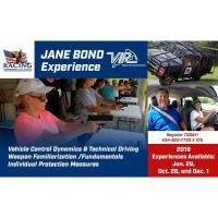 VIR Jane Bond Experience