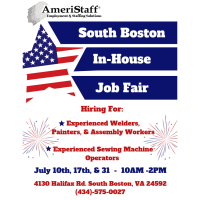 AmeriStaff Job Fair