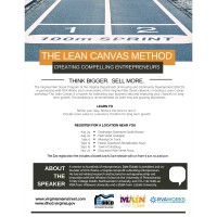 The Lean Canvas Method : Creating Compelling Entrepreneurs