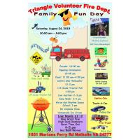 Triangle Volunteer Fire Department Family Fun Day