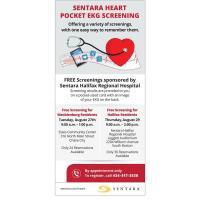 Sentara Heart Pocket EKG Screening