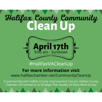 Halifax County Community Clean Up