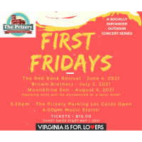 First Fridays - Red Bank Revival