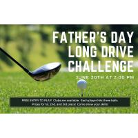 Father's Day Long Drive Challenge
