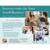Increase Sales for Your Small Business
