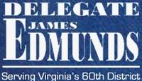 James E. Edmunds, II, Delegate