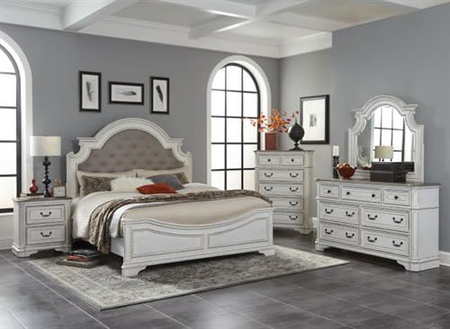 5 piece Queen bedroom set starting at $2699.00