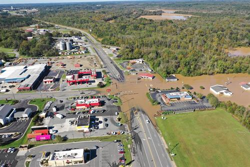 Riverdale Flooding 2018